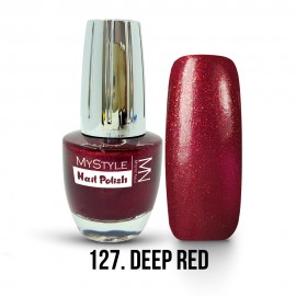 MyStyle Körömlakk - 127. - Deep Red - 15ml