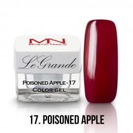 LeGrande Color Gel - no.17. - Poisoned Apple - 4g
