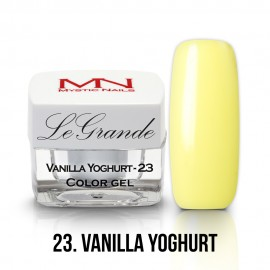 LeGrande Color Gel - no.23. - Vanilla Yoghurt - 4g