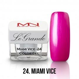 LeGrande Color Gel - no.24. - Miami Vice - 4g