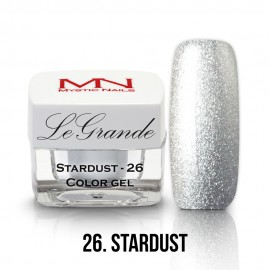 LeGrande Color Gel - no.26. - Stardust - 4g