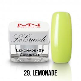 LeGrande Color Gel - no.29. - Lemonade - 4g