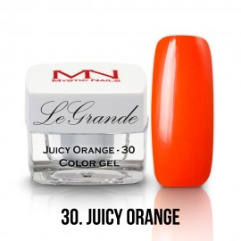 LeGrande Color Gel - no.30. - Juicy Orange - 4g