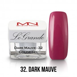 LeGrande Color Gel - no.32. - Dark Mauve - 4g
