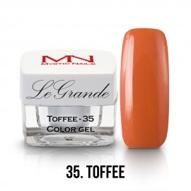 LeGrande Color Gel - no.35. - Toffee - 4g