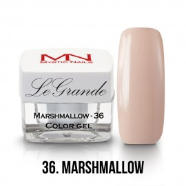 LeGrande Color Gel - no.36. - Marshmallow - 4g