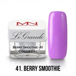 LeGrande Color Gel - no.41. - Berry Smoothie - 4g