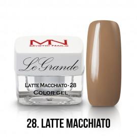 LeGrande Color Gel - no.28. - Latte Macchiato - 4g