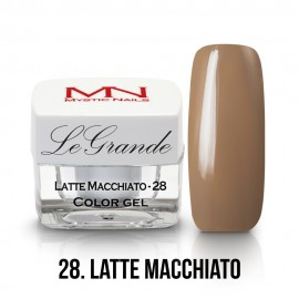 LeGrande Color Gel - no.28. - Latte Macchiato - 4g