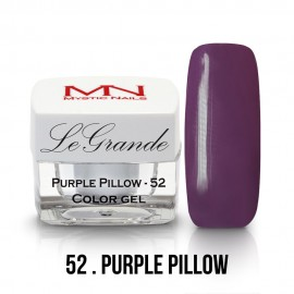 LeGrande Color Gel - no.52. - Purple Pillow - 4g