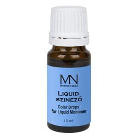 Liquid színező - kék - 10ml