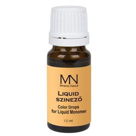 Liquid színező - sárga - 10ml