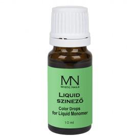 Liquid színező - zöld - 10ml
