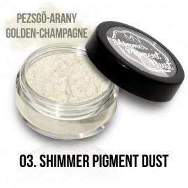 Shimmer Pigment Por - 03 - 2g