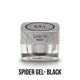 Spider Gel - Black - 4g