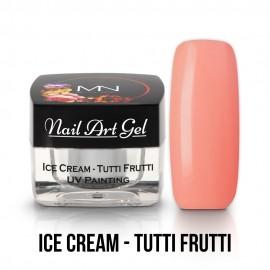 UV Festő Színes Zselé - Ice Cream - Tutti Frutti - 4g