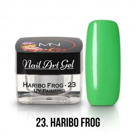 UV Festő Színes Zselé - 23 - Haribo Frog - 4g