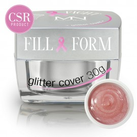 Fill&Form Gel - Glitter Cover - 30g