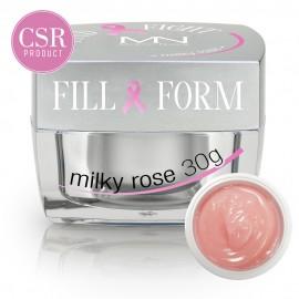 Fill&Form Gel - Milky Rose - 30g