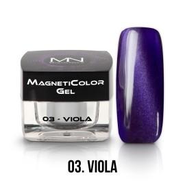 MagnetiColor Gel - 03 - Viola - 4g