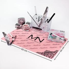 Mystic Nails Szilikonlap - rózsaszín