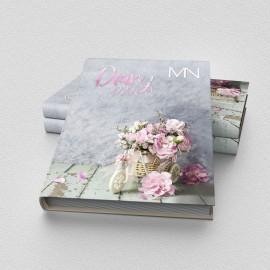 Mystic Nails Határidőnapló - 2020 - virágos (HU/EN)