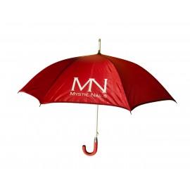 MN logós esernyő - piros