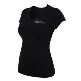 MN Glamour Black T-shirt - M