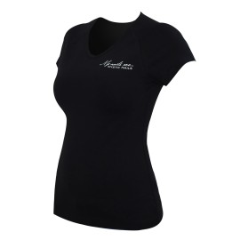 Mystic Nails Glamour Black T-shirt - L