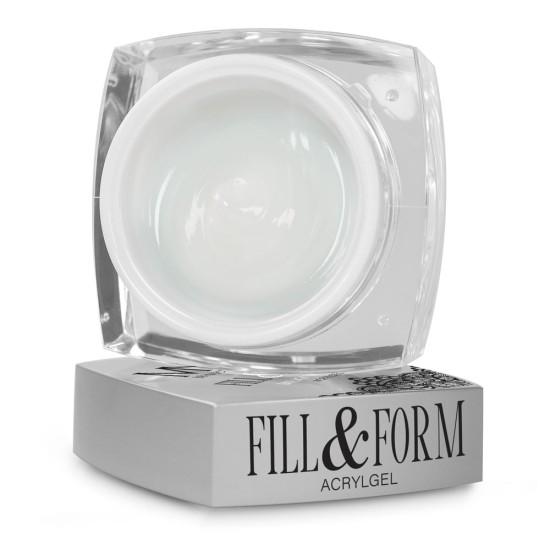 Fill&Form Gel - Milky White - 4g