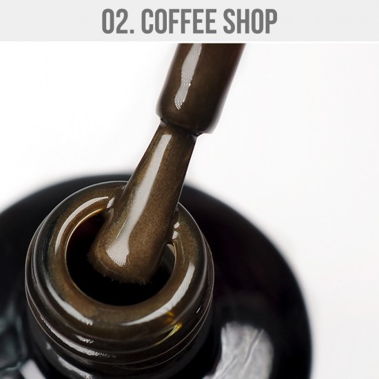 Gél Lakk 02 - Coffee Shop 12ml