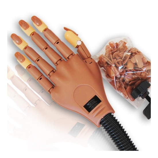 Nail Trainer (Gyakorló kéz)