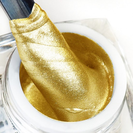 Spider Gel - Metallic Gold - 4g