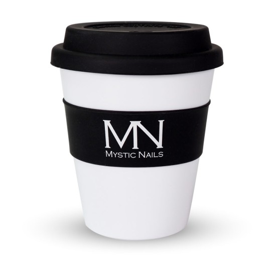 Mystic Nails Coffee Cup