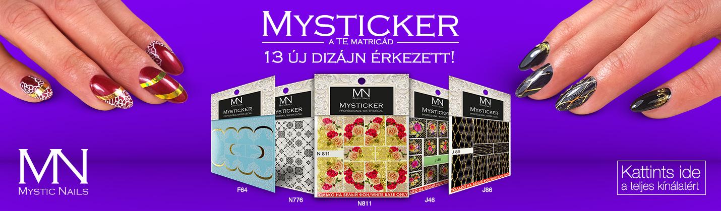 Mysticker 13 uj